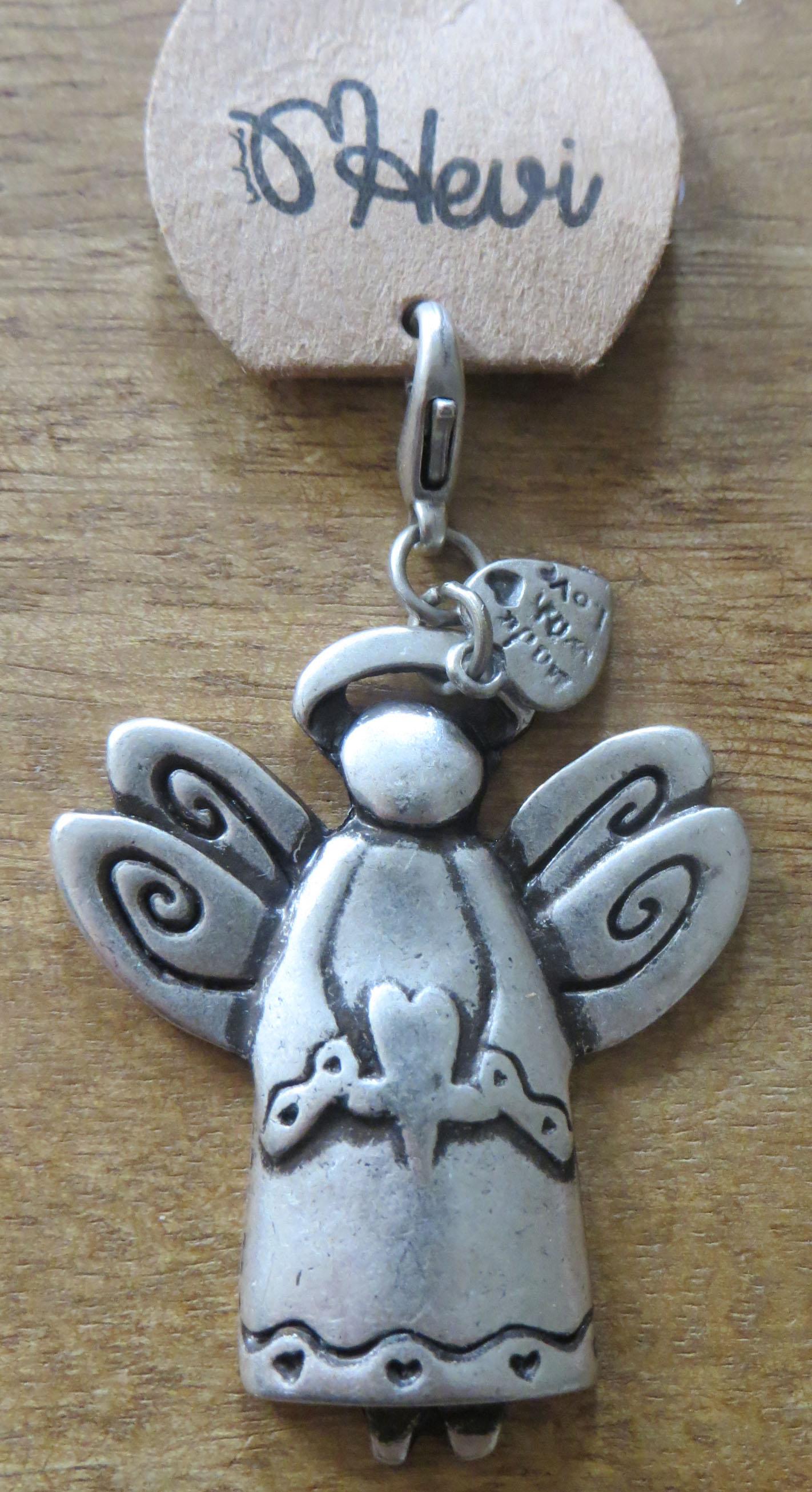 Schlüsselanhänger EngelSchutzengel 6cm