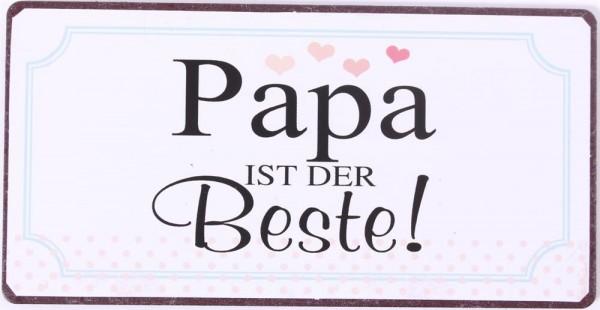 """Magnet """"Papa ist der beste!"""""""