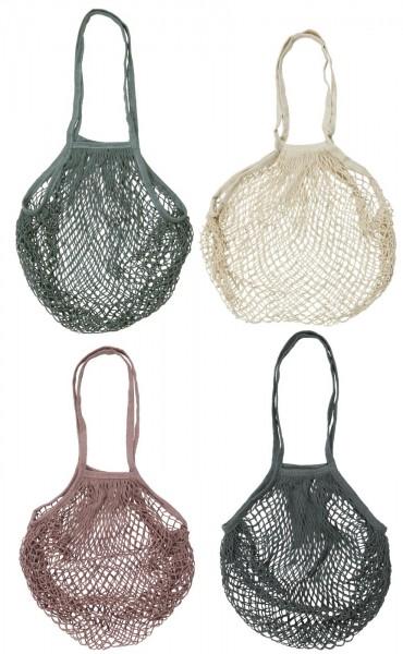Einkaufsnetz NET BAG aus Baumwolle, Natur/ Beige