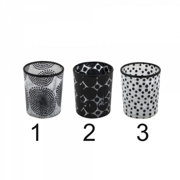Teelichthalter, Größe S, Style 3