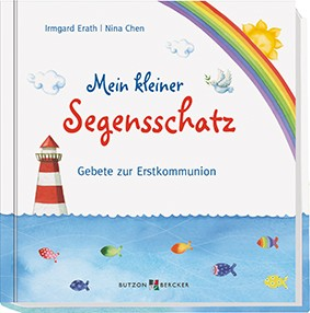 """Gebetebuch """"Mein kleiner Segensschatz"""""""