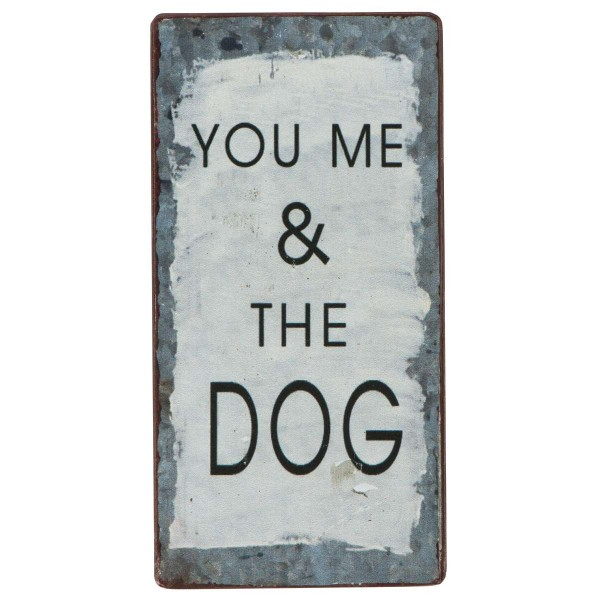 Magnet You, me & the dog