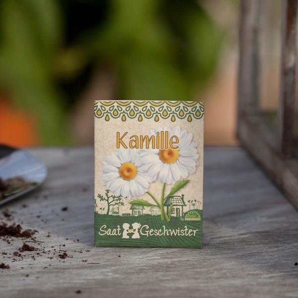 """Saatgut """"Kamille"""", Matricaria chamomilla"""