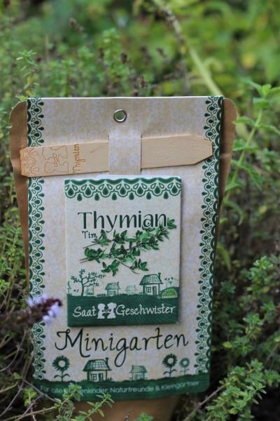 """Mini-Garten """"Thymian BIO"""", Thymus vulgaris"""