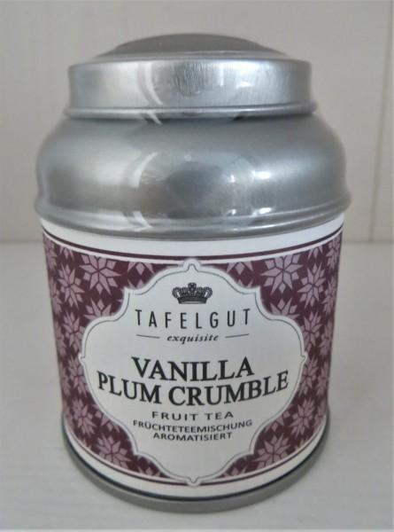 VANILLA PLUM CRUMBLE Früchte Tee (Winter Berry Blends)