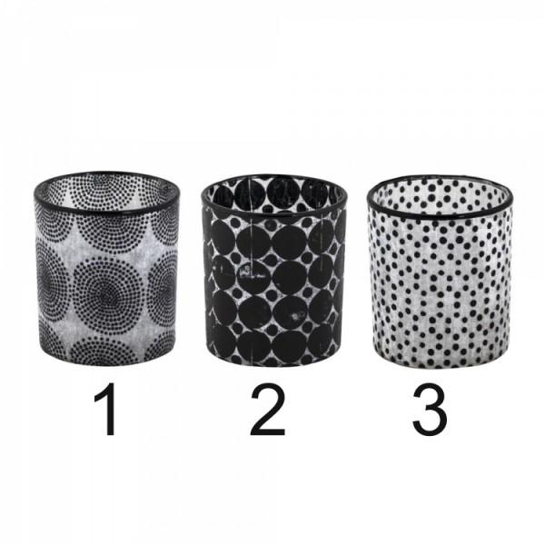 Teelichthalter, Größe L, Style 3