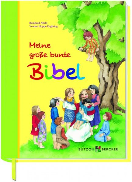 Buch: Meine große bunte Bibel