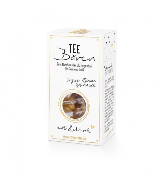 Tee-Bären 100 g Ingwer Zitrone TaTeeTaTa