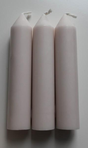 Stabkerze hellrosa/pastell