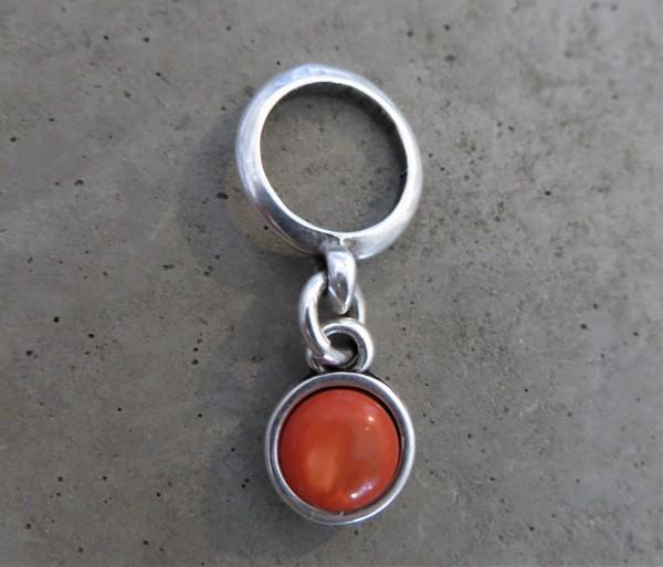 QOSS Anhänger SYLVIA 7mm, Orange