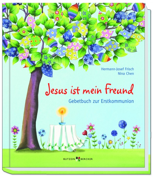 Gebetbuch: Jesus ist mein Freund