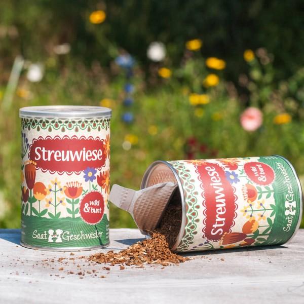 """Streuwiese """"Wild & Bunt"""", Wildblumen & Kräuter"""