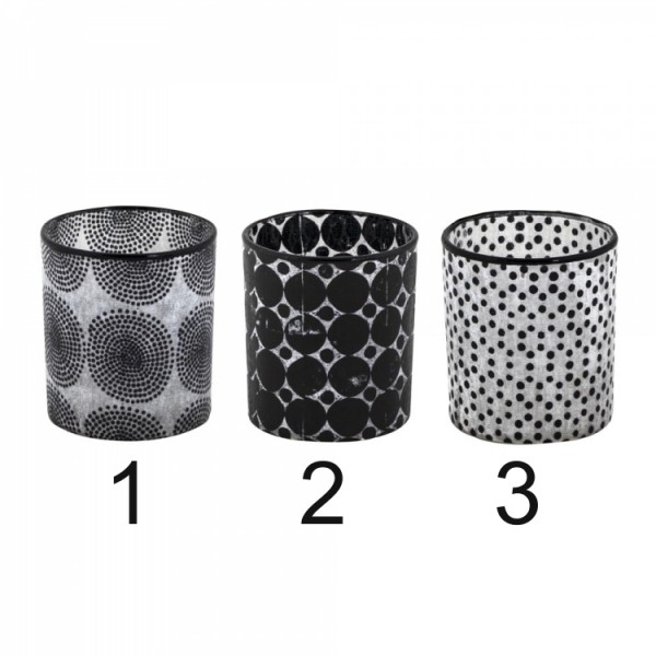 Teelichthalter, Größe L, Style 1