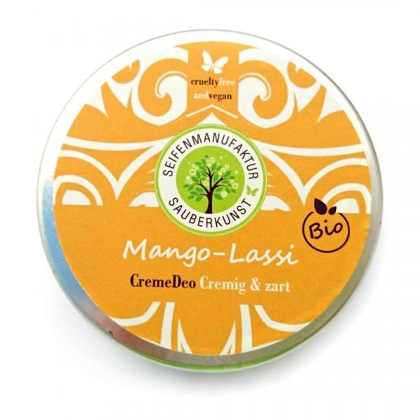 Creme Deo Mango Lassi, 50 ml, SauberKunst