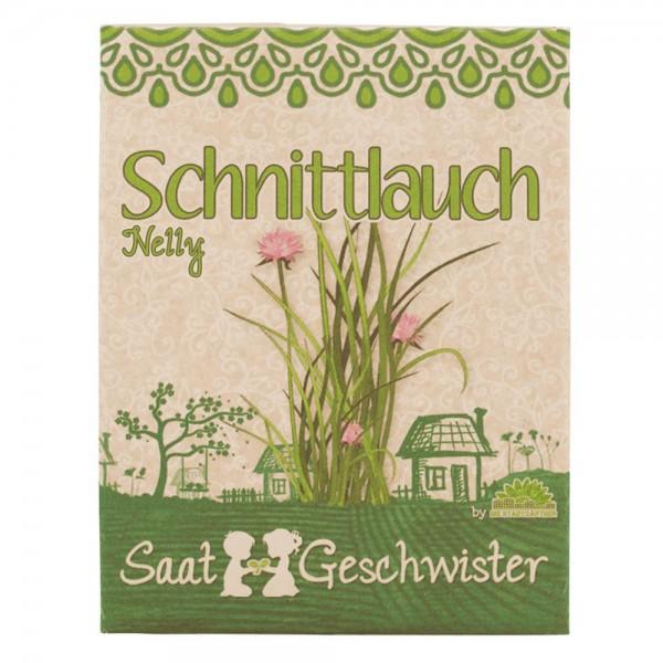 """Saatgut """"Schnittlauch NELLY"""", Allium schoenoprasum"""