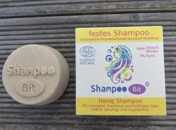 """ShampooBit """"Honig"""", Rosenrot"""
