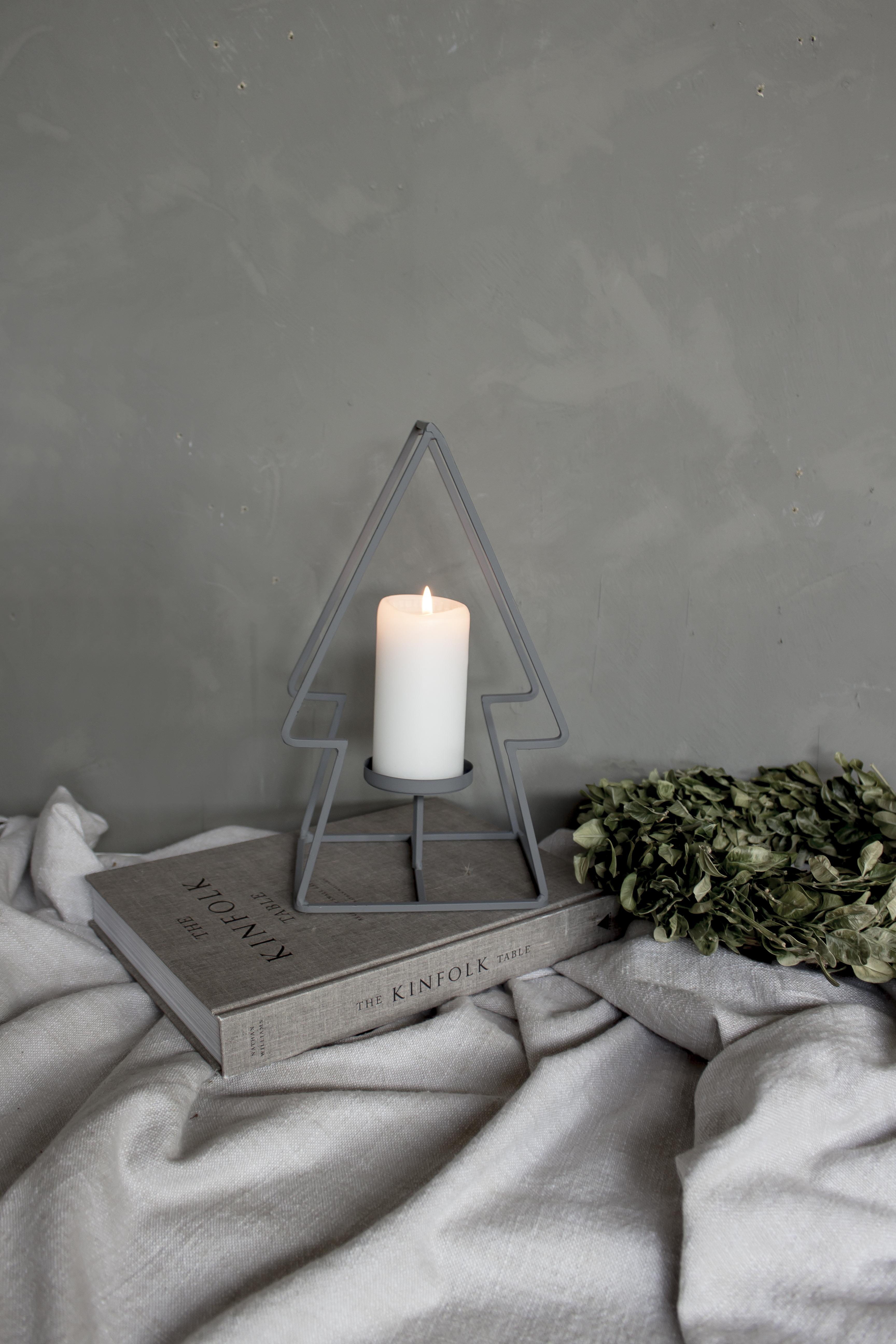 Nützlichdekoration - Storefactory GRANBÄCKSTORP Kerzenleuchter Kerzenhalter Metall 29cm - Onlineshop Tante Emmer