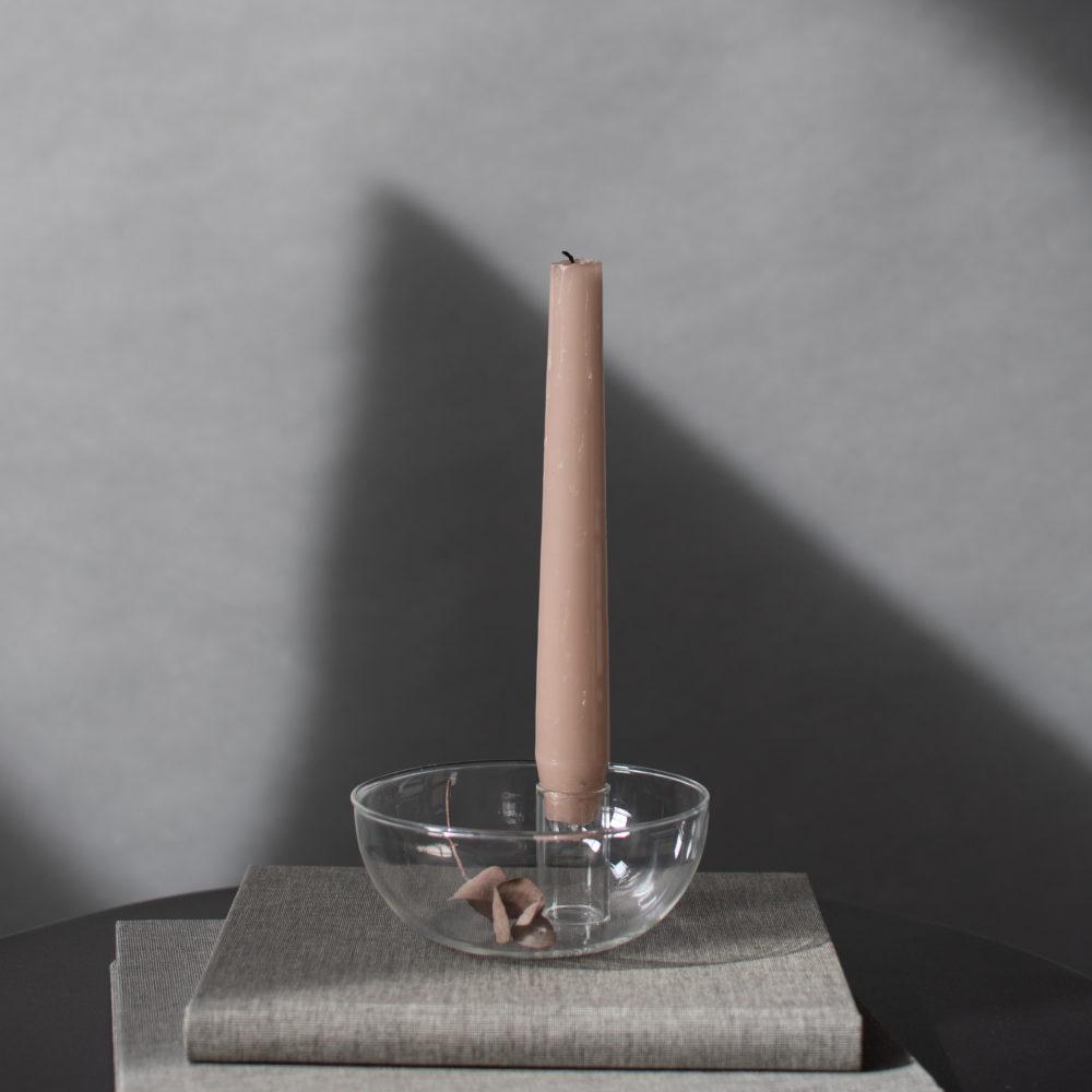 Nützlichdekoration - LIDATORP Kerzenhalter S aus Glas 12 cm Storefactory - Onlineshop Tante Emmer