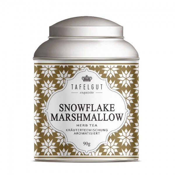 SNOWFLAKE MARSHMALLOW TEA (Golden Moments Blends)
