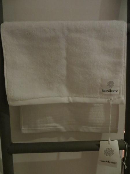 Handtuch weiß tinekhome