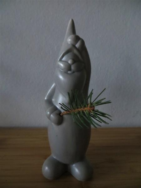 BENGT Wichtel/ Weihnachtsmann/ Santa Grau, Var. 3, Storefactory