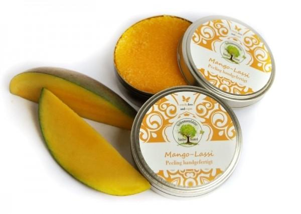 Peeling Mango Lassi, 100 ml, SauberKunst