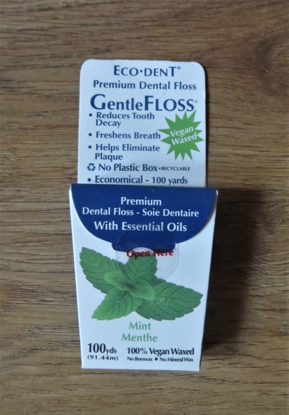 Zahnseide Premium, Dental Floss, Eco Dent