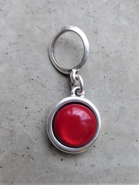 QOSS Anhänger SYLVIA 12mm rot
