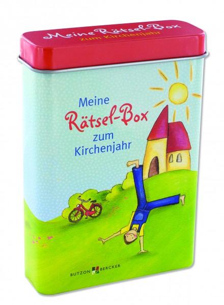 Meine Rätsel - Box zum Kirchenjahr