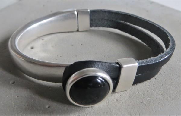 QOSS Armband GWEN schwarz-schwarz