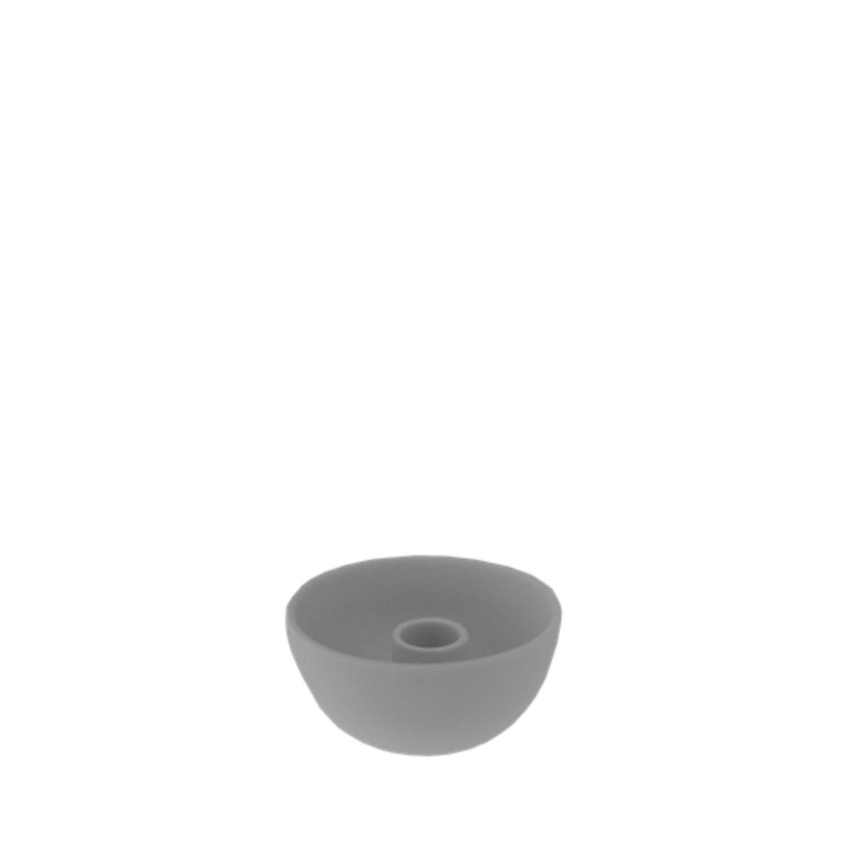 Nützlichdekoration - Storefactory LIDATORP Kerzenhalter hellgrau S 10 cm - Onlineshop Tante Emmer