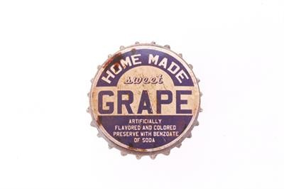 "Magnet in Kronkorkenform ""Home Made Sweet grape"" Lafinesse"
