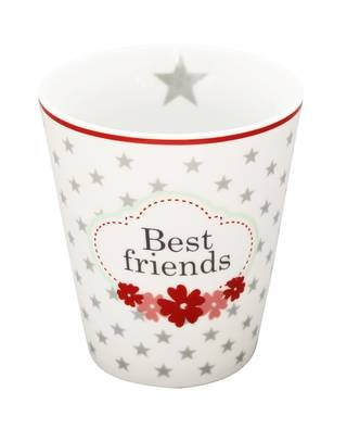Mug Kaffeebecher Best friends