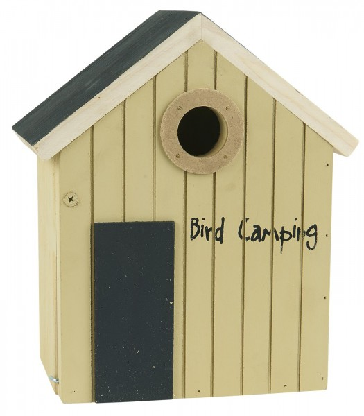 Vogelhaus Bird Camping