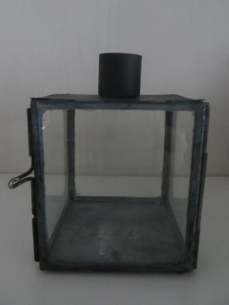 Glasbox für 1 Stabkerze