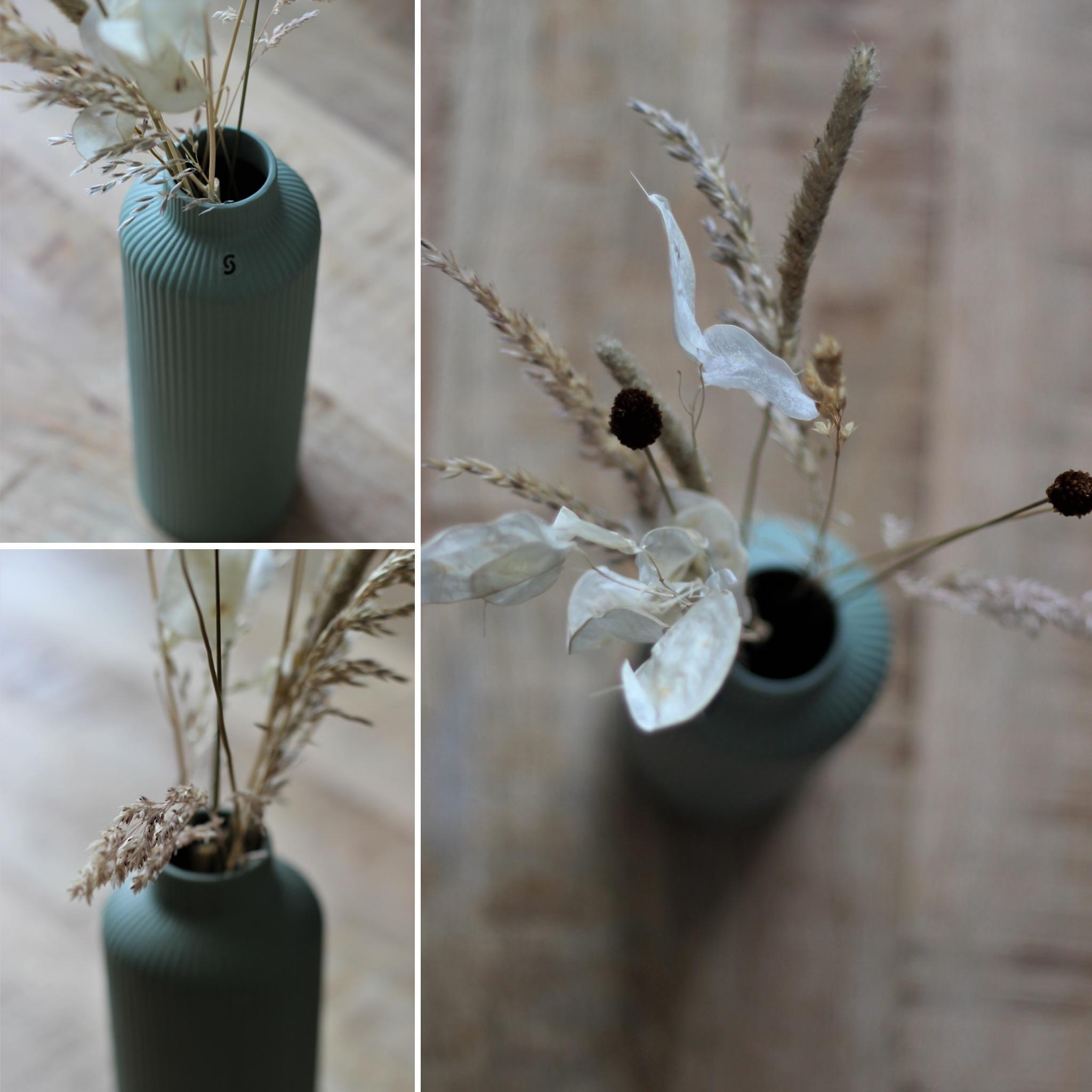 Nützlichdekoration - ÅDALA Vase Grün 23cm Storefactory - Onlineshop Tante Emmer
