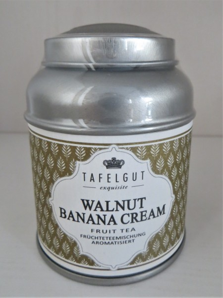 Walnut Banana Cream Fruit TEA (Golden Moments Blends) Früchteteemischung Früchte Tee