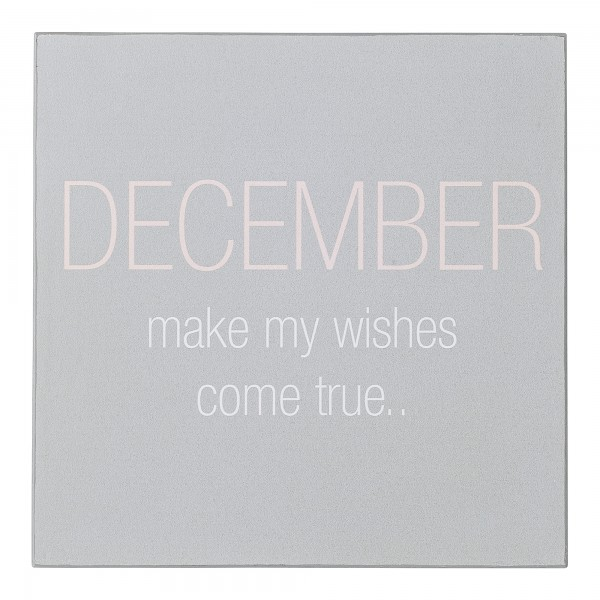 "Bild ""December - make my wishes come true"""