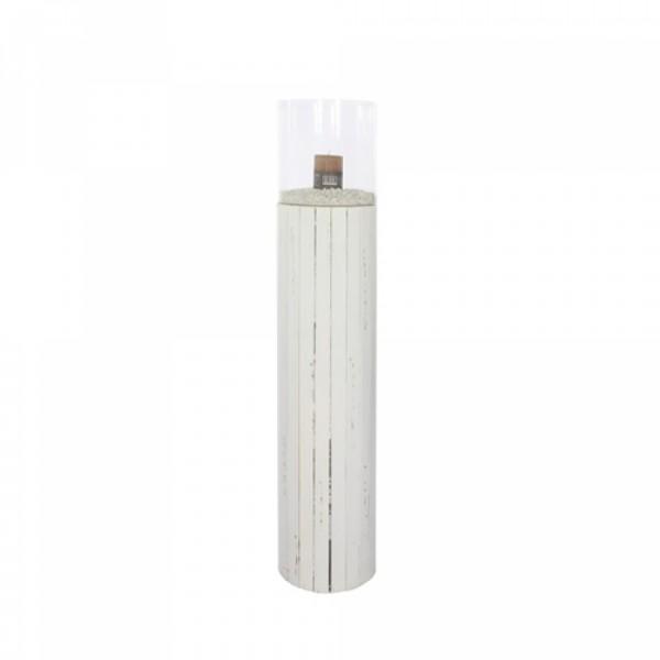 Kerzenglas/ Windlicht/ Kerzensäule Größe L