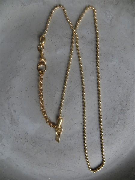 QOSS Kette NICOLIEN GOLD, 42-45mm