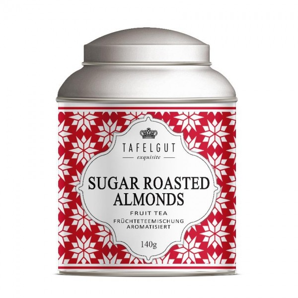 SUGAR ROASTED ALMONDS TEA (Traditional Christmas Blends)