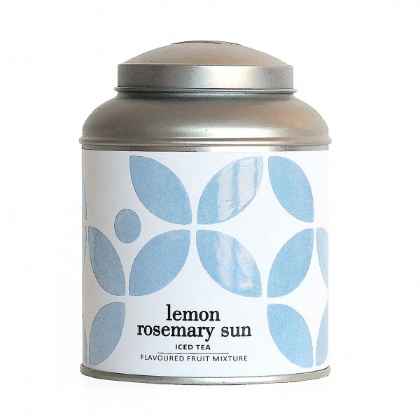Iced Tea Lemon Rosemary Sun Früchte-Tee Tafelgut
