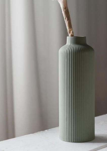 ÅDALA Vase Grün, 23cm, Storefactory