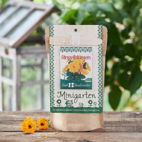 "Minigarten ""Ringelblume"", Calendula officinalis"