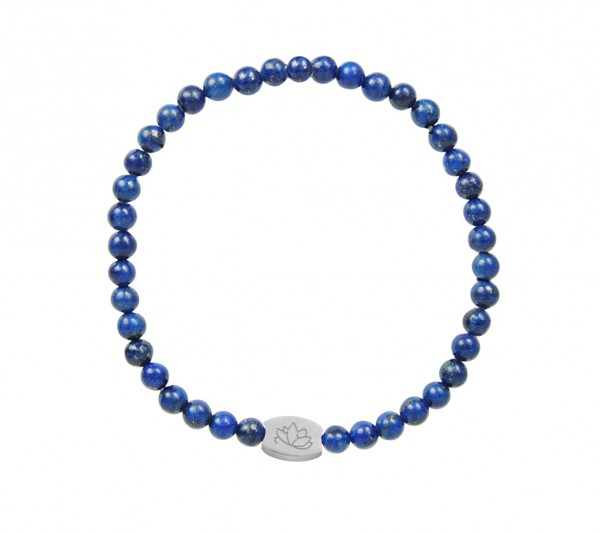 MAS jewelz Armband Lapis Lazuli 4mm