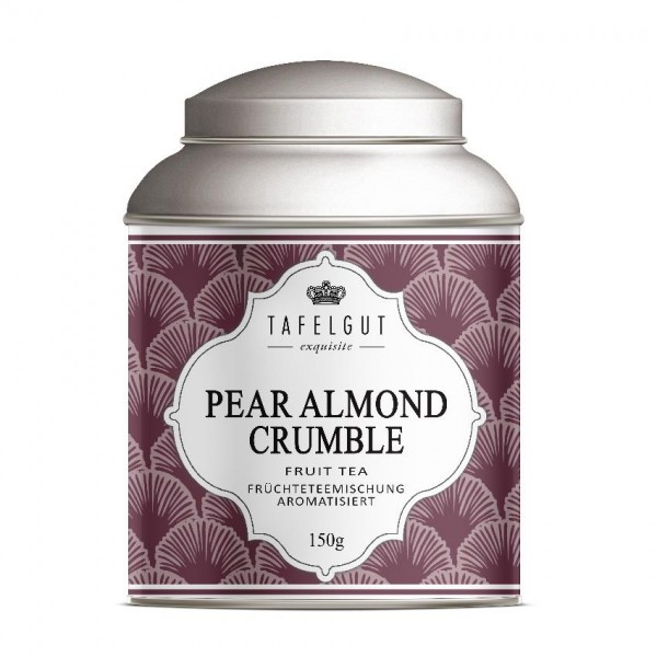 PEAR ALMOND CRUMBLE TEA (Winter Berry Blends)