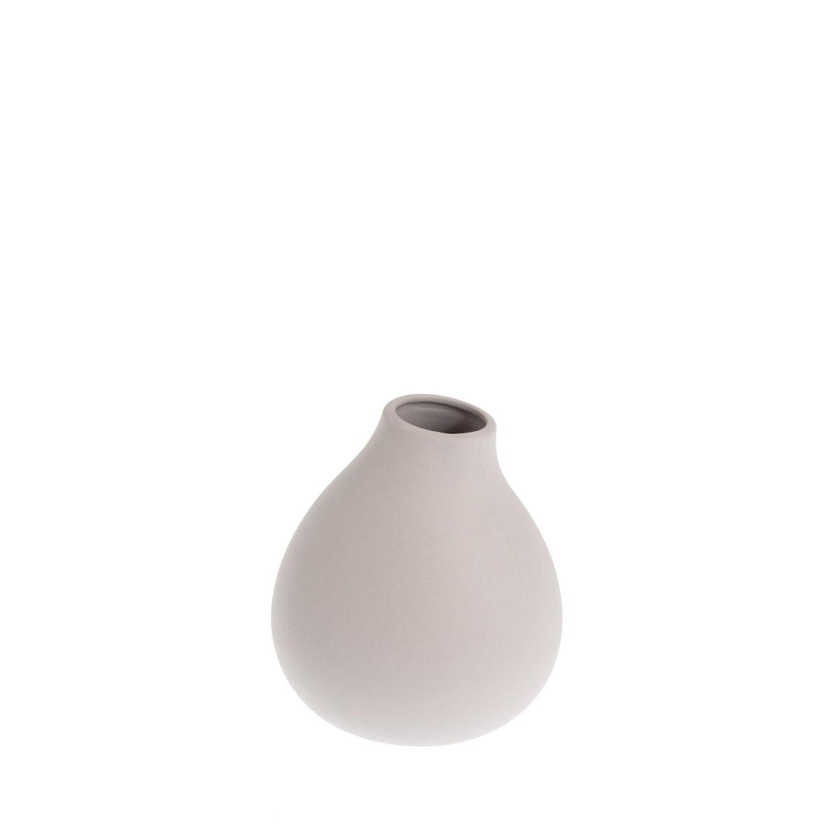 Nützlichdekoration - Storefactory Vase hellgrau - Onlineshop Tante Emmer