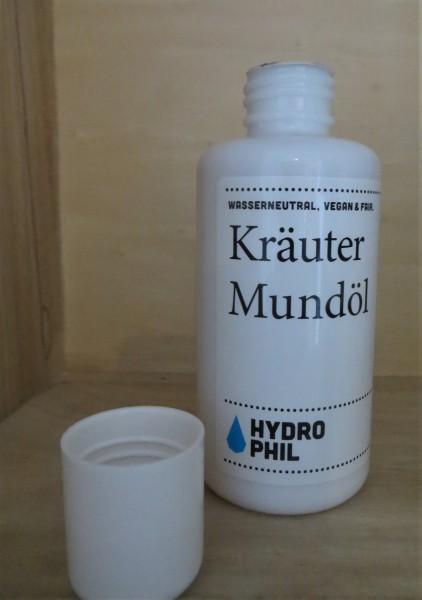 Mundöl, wasserneutral, vegan & fair, 100 ml, Hydrophil