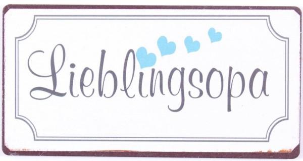 """Magnet """"Lieblingsopa"""""""