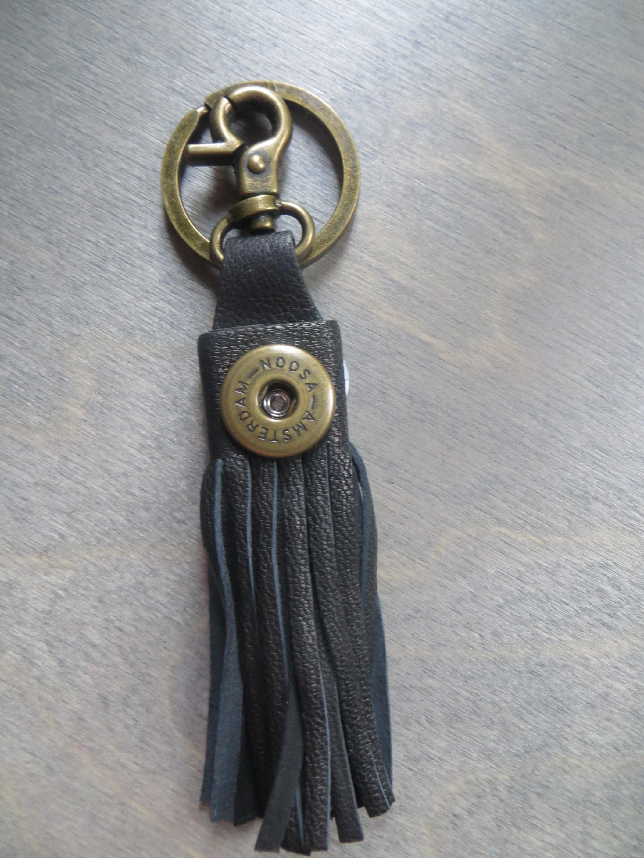 NOOSA Oshun Schlüsselanhänger schwarz